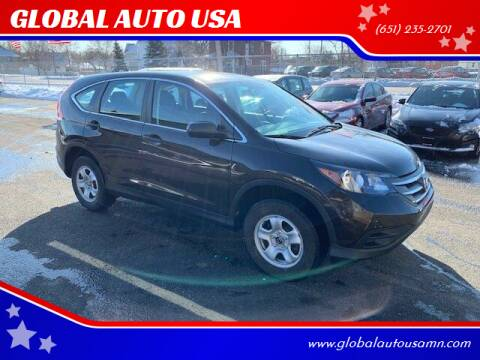 2014 Honda CR-V for sale at GLOBAL AUTO USA in Saint Paul MN