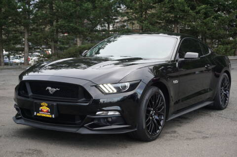 2015 Ford Mustang for sale at West Coast Auto Works in Edmonds WA