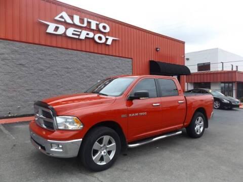 2012 RAM Ram Pickup 1500 for sale at Auto Depot - Smyrna in Smyrna TN