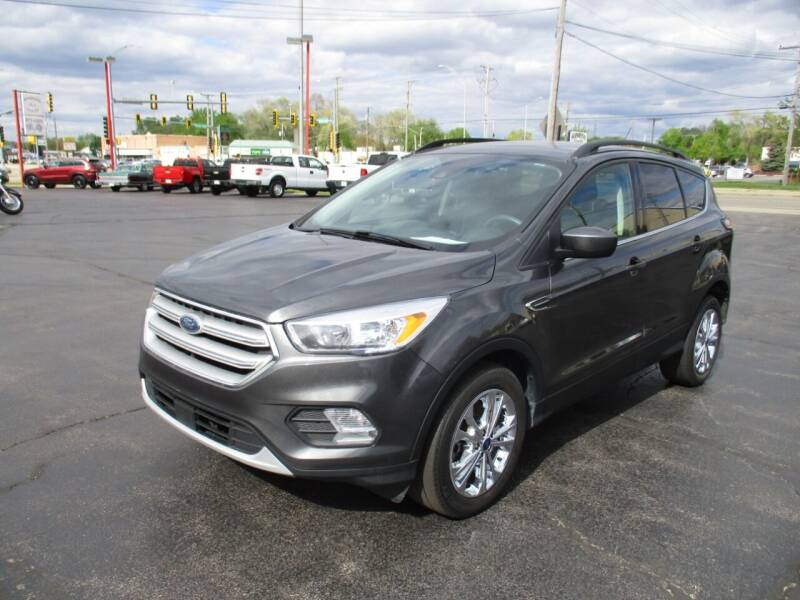 2018 Ford Escape for sale at Windsor Auto Sales in Loves Park IL