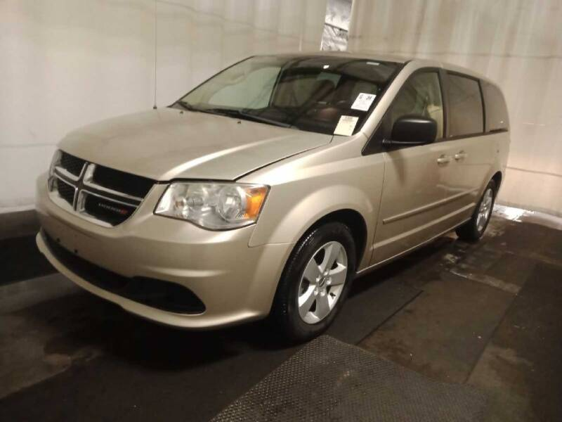 2013 Dodge Grand Caravan for sale at Northwest Van Sales in Portland OR