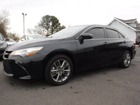 2016 Toyota Camry for sale at Rob Co Automotive LLC in Springfield TN