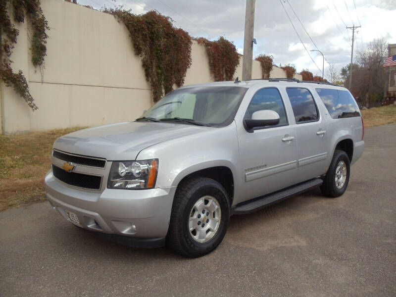 2012 Chevrolet Suburban for sale at Metro Motor Sales in Minneapolis MN