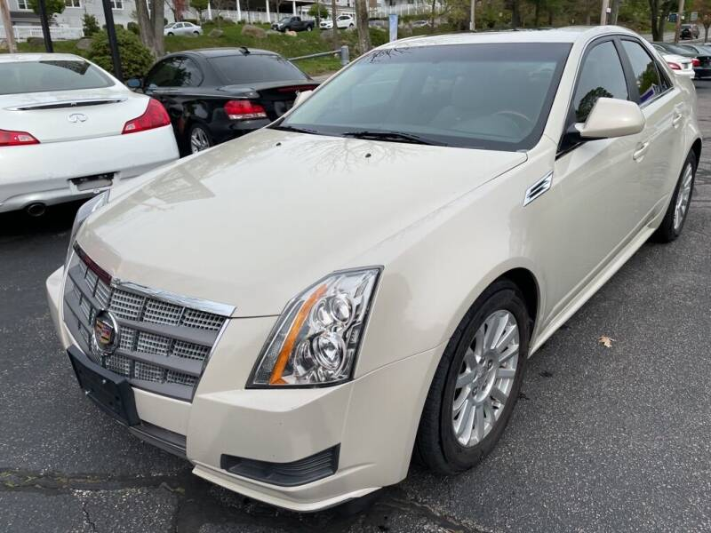 2010 Cadillac CTS for sale at Premier Automart in Milford MA