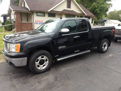 2012 GMC Sierra 1500 for sale at Economy Motors in Muncie IN