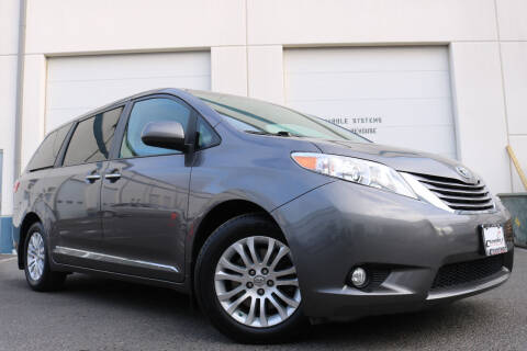 2016 Toyota Sienna for sale at Chantilly Auto Sales in Chantilly VA
