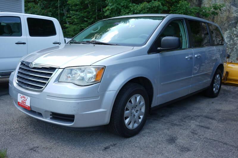 2010 Chrysler Town and Country for sale at Dubes Auto Sales in Lewiston ME