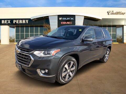 2019 Chevrolet Traverse for sale at AutoJacksTX.com in Nacogdoches TX