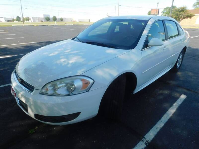 2011 Chevrolet Impala for sale at Safeway Auto Sales in Indianapolis IN