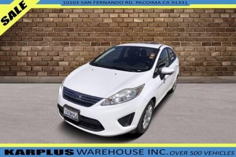 2013 Ford Fiesta for sale at Karplus Warehouse in Pacoima CA