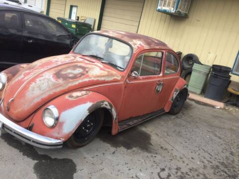 1970 Volkswagen Beetle for sale at Small Car Motors in Carson City NV