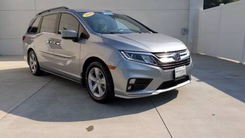2020 Honda Odyssey for sale at Seewald Cars in Brooklyn NY