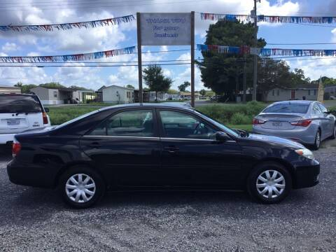 2005 Toyota Camry for sale at Affordable Autos II in Houma LA