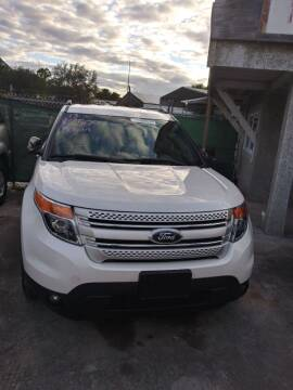 2013 Ford Explorer for sale at Track One Auto Sales in Orlando FL