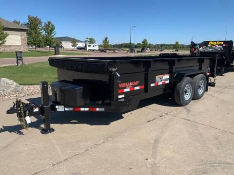 2022 Midsota HV-16 Dump Box #1155