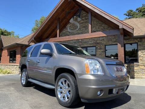 2013 GMC Yukon for sale at Auto Solutions in Maryville TN