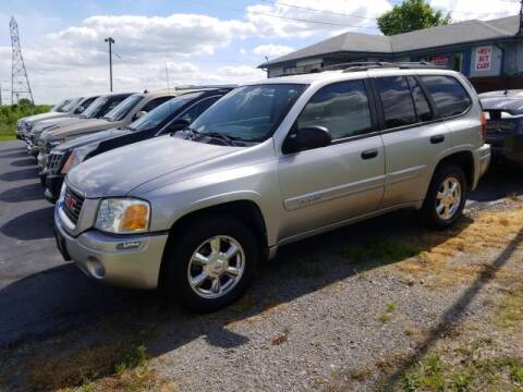 2004 GMC Envoy for sale at Country Auto Sales in Boardman OH