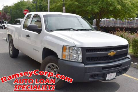 2013 Chevrolet Silverado 1500 for sale at Ramsey Corp. in West Milford NJ