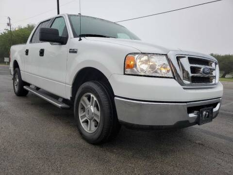 2006 Ford F-150 for sale at Thornhill Motor Company in Lake Worth TX
