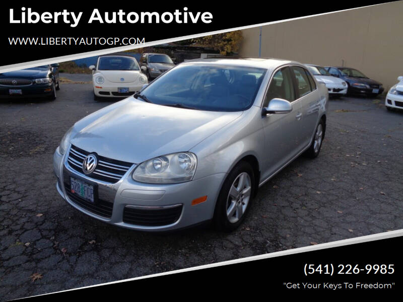 2009 Volkswagen Jetta for sale at Liberty Automotive in Grants Pass OR