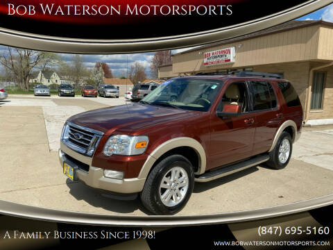 2009 Ford Explorer for sale at Bob Waterson Motorsports in South Elgin IL