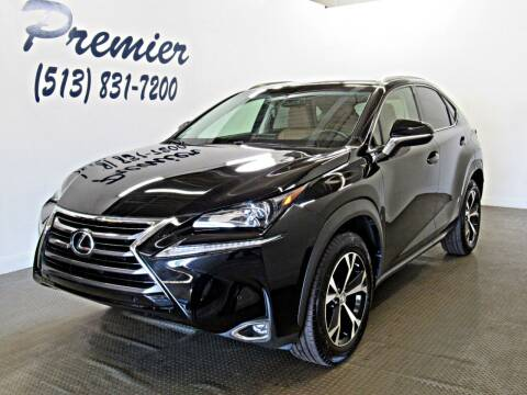 2017 Lexus NX 200t for sale at Premier Automotive Group in Milford OH