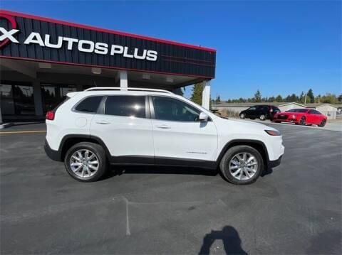 2016 Jeep Cherokee for sale at Ralph Sells Cars at Maxx Autos Plus Tacoma in Tacoma WA