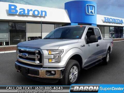 2015 Ford F-150 for sale at Baron Super Center in Patchogue NY