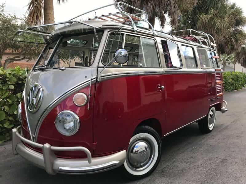 1974 Volkswagen Vanagon for sale at DS Motors in Boca Raton FL