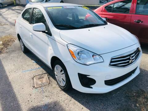 2019 Mitsubishi Mirage G4 for sale at Capital Car Sales of Columbia in Columbia SC