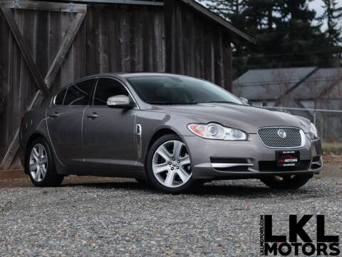 2009 Jaguar XF for sale at LKL Motors in Puyallup WA
