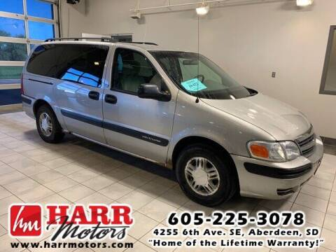 2004 Chevrolet Venture for sale at Harr Motors Bargain Center in Aberdeen SD