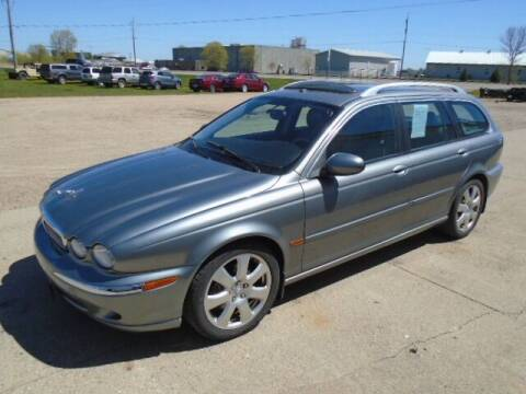2005 Jaguar X-Type for sale at SWENSON MOTORS in Gaylord MN