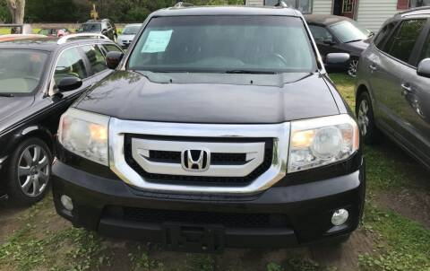 2009 Honda Pilot for sale at Richard C Peck Auto Sales in Wellsville NY