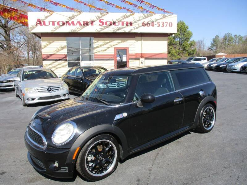 2009 MINI Cooper Clubman for sale at Automart South in Alabaster AL