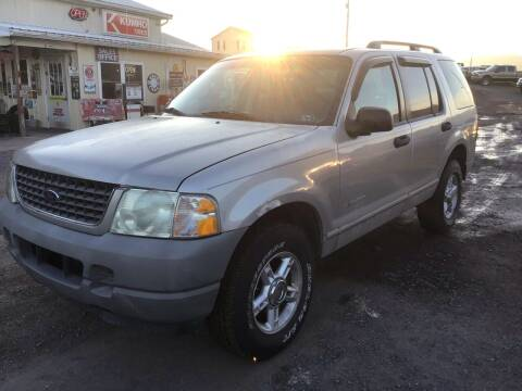 2002 Ford Explorer for sale at Troys Auto Sales in Dornsife PA