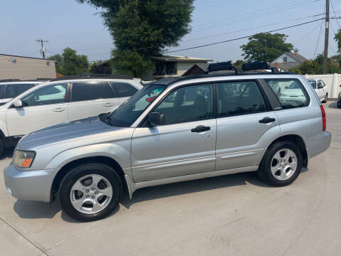 2004 Subaru Forester for sale at Allstate Auto Sales in Twin Falls ID