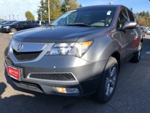 2010 Acura MDX for sale at Autos Only Burien in Burien WA