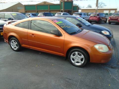 2005 Chevrolet Cobalt for sale at River City Auto Sales in Cottage Hills IL