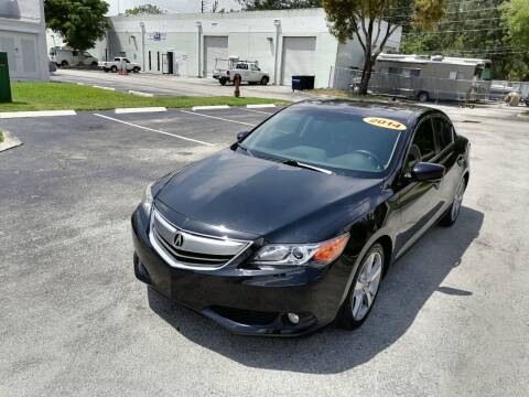 2014 Acura ILX for sale at Best Price Car Dealer in Hallandale Beach FL