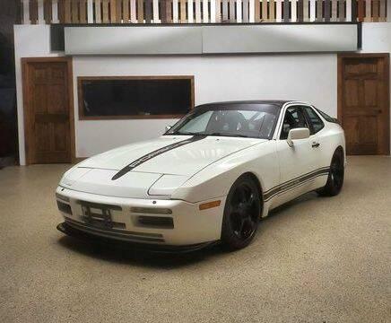 1986 Porsche 944 for sale at EuroMotors LLC in Lee MA
