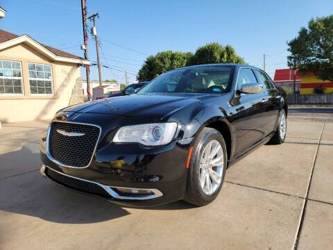 2016 Chrysler 300 for sale at Texas Premiere Autos in Amarillo TX