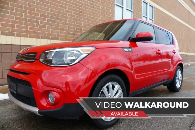 2018 Kia Soul for sale at Macomb Automotive Group in New Haven MI