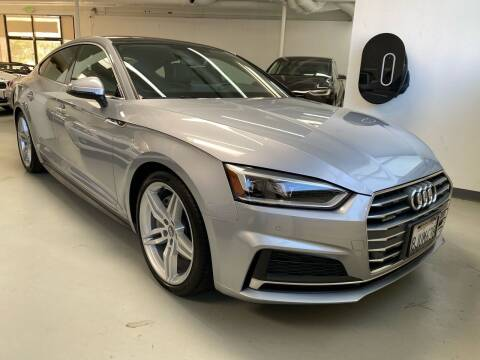 2018 Audi A5 Sportback for sale at Mag Motor Company in Walnut Creek CA