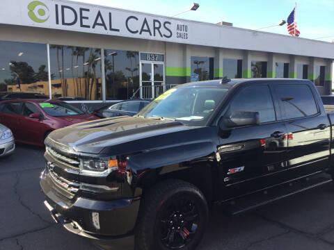 2017 Chevrolet Silverado 1500 for sale at Ideal Cars in Mesa AZ