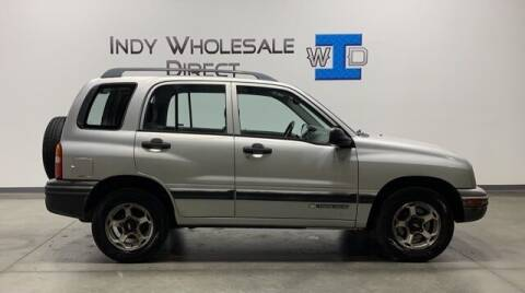 2000 Chevrolet Tracker for sale at Indy Wholesale Direct in Carmel IN