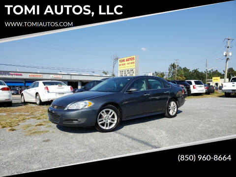 2010 Chevrolet Impala for sale at TOMI AUTOS, LLC in Panama City FL