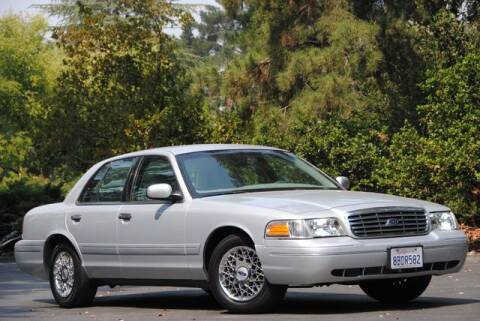 2002 Ford Crown Victoria for sale at VSTAR in Walnut Creek CA