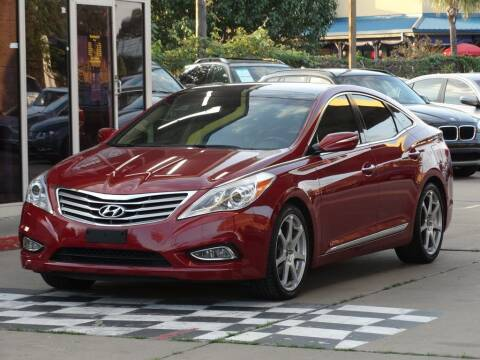 2012 Hyundai Azera for sale at Drive Town in Houston TX
