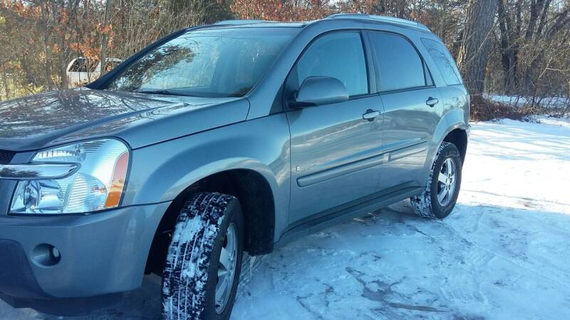 2006 Chevrolet Equinox for sale at Expressway Auto Auction in Howard City MI